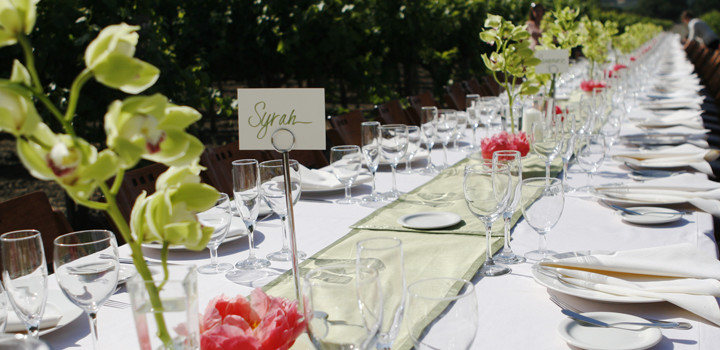 Eight Steps to the  Perfect Wedding